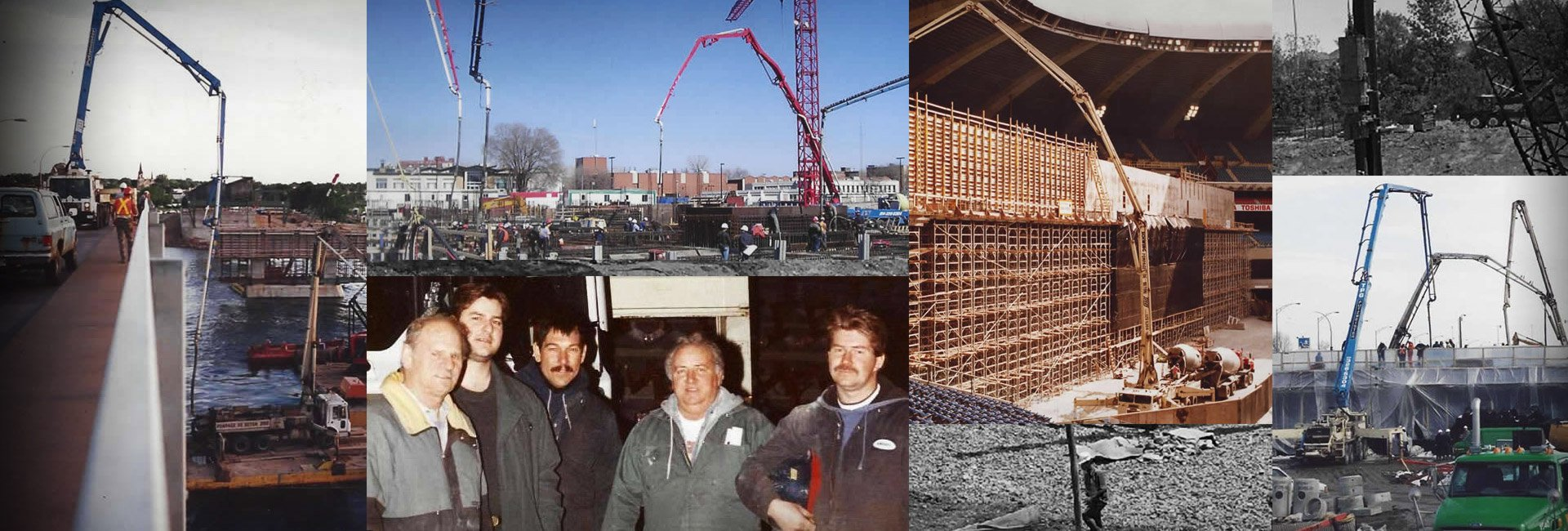 TPG Concrete Pumping: a family story