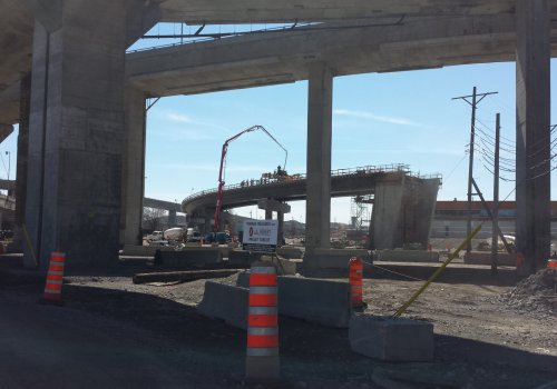 Turcot Interchange Ramp H