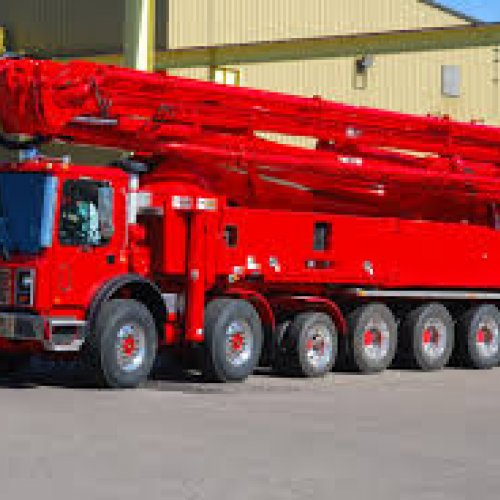 55M Boom Pump